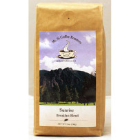 SUNRISE BREAKFAST BLEND – MEDIUM DARK / DARK ROAST